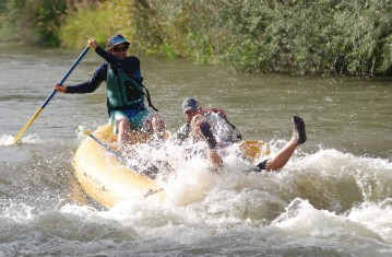 Park City Rafting on the Weber River in Utah