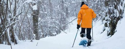 Snowshoeing in Park City is a Great Activity