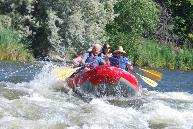 Weber River Rafting Trips