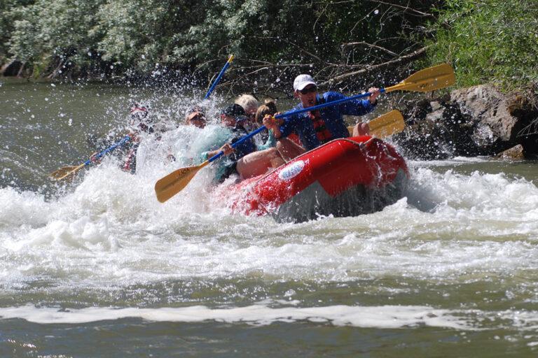 Weber River Rafting
