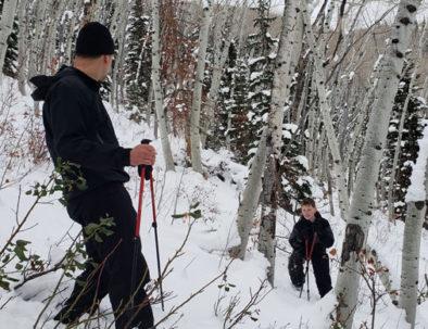 Snowshoeing-8